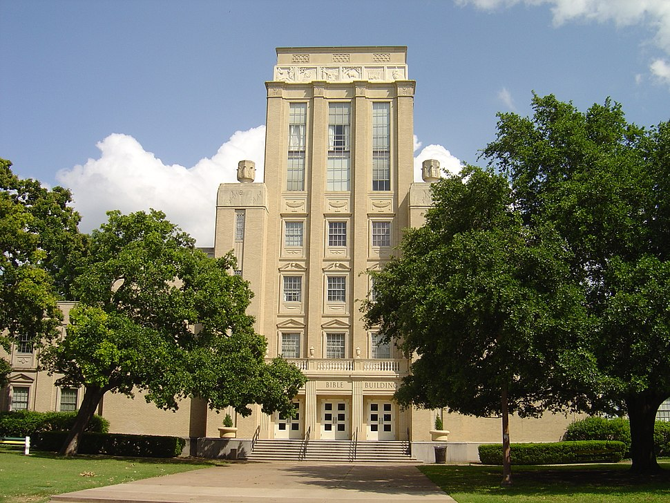 Tidwell Bible Building