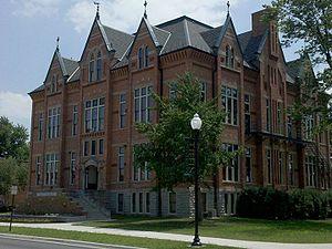 Tiffin University - Main Classroom Building
