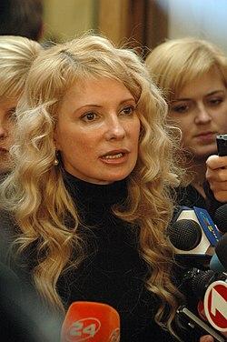 Tymosjenko atalad for maktmissbruk