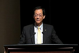 Timothy W. Tong at PolyU President's Welcome 2018 (20180831114646).jpg
