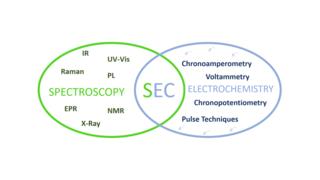 Spectroelectrochemistry