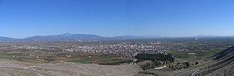 Tyrnavos - Image: Tirnavos
