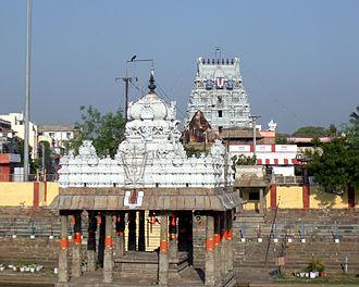 Thirumalisai Alvar - Image: Tiruvallikeni 1