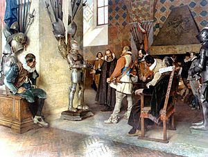 Ricardo Brennand Institute - Tito Lessi – Armory trade, 19th century. Ricardo Brennand Institute collection.