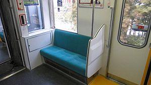 Tobu refurb 10030 priority seat 20120216.JPG