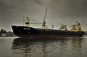 Tofton, Eisklasse 1A Super, im Nord-Ostsee-Kanal (Rendsburg).jpg