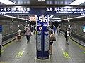 TokyoMetro H08 Ginza station platform.jpg