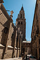 Toledo, view on Cathedral of Toledo (7079303157).jpg
