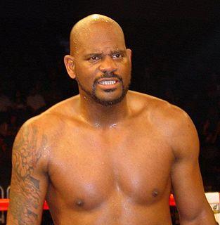 Tony Thompson (boxer) American boxer