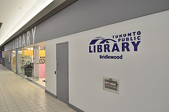 Bridlewood Mall - Toronto Public Library's Bridlewood Branch