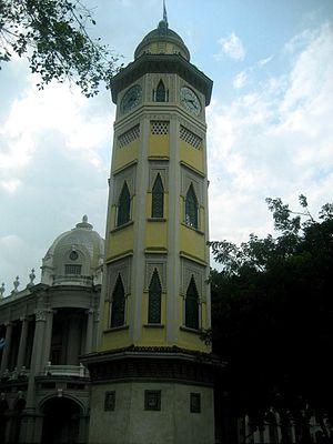 Malecón 2000 - Moorish Tower