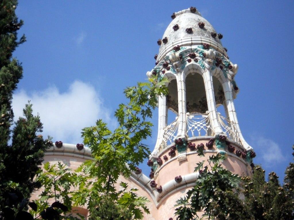 Torre Sant Jordi -2- Barcelona (Catalonia)-08019-2651