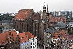 Toruń, Kościół Wniebowzięcia Najświętszej Marii Panny (Mariacki) - fotopolska.eu (240763)