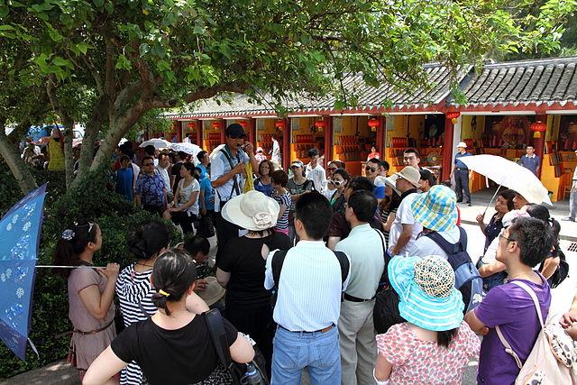В датской провинции ждут массового приезда туристов из Kитая