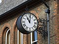 Town Hall Clock, Whittlesey - geograph.org.uk - 1554023.jpg