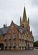 Town hall of Nieuwpoort, Belgium (DSCF9871).jpg