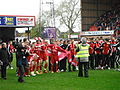 Town players celebrate promotion.jpg
