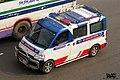 Toyota LiteAce S400 ambulance, Bangladesh (27278352532).jpg