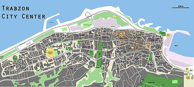 Trabzon stad wikipedia - Herbergt s werelds gordijnen ...