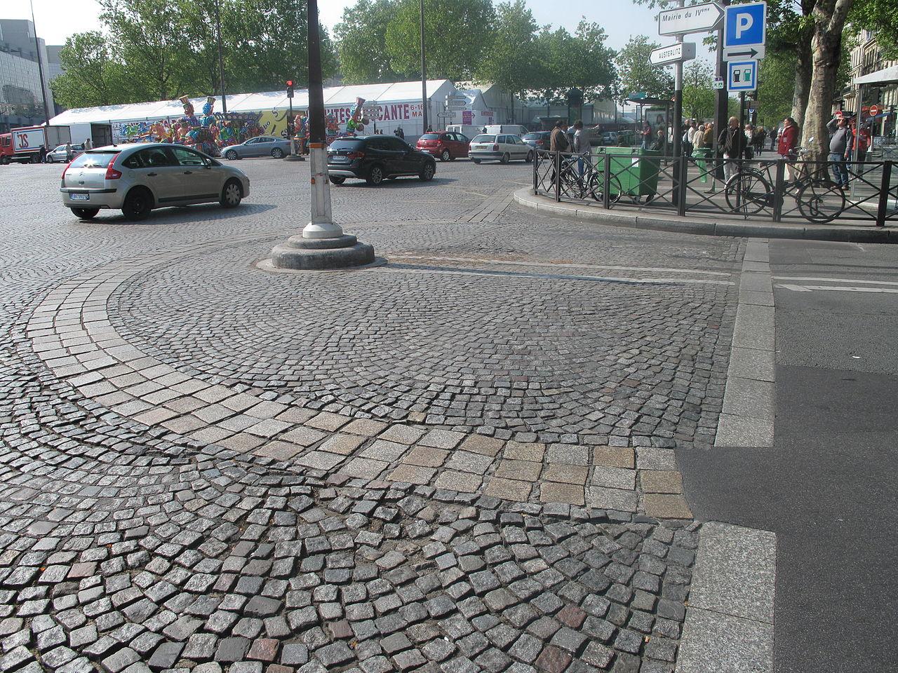 Attēls Traces La Bastille Jpg Vikipēdija