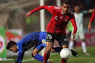 Mehdi Tikdari Iranian football player (b. 1996)
