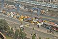 Traffic Jam - Eastern Metropolitan Bypass - Science City Area - Kolkata 2015-12-31 8334.JPG