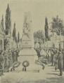 Trasladação dos Restos Mortaes de Silva Porto para o jazigo no Cemiterio Oriental - O Occidente (10Jun1897).png