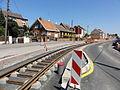 Travaux de la branche vers Vieux-Condé de la ligne B du tramway de Valenciennes en mai 2012 (112).JPG