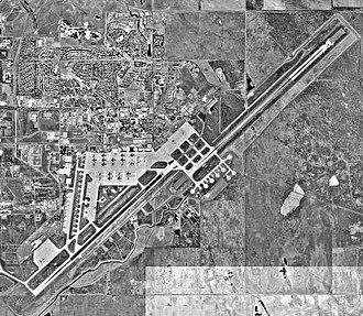 Travis Air Force Base - 12 June 1993