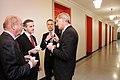 Tre nordiska utrikesminstrar - (Dansk tjansteman) - Jonas Gahr Stoere (Norge) - Alexander Stubb (Finland) - Carl Bildt (Sverige) - vid Nordiska radets session i Helsingfors. 2008-10-27.jpg