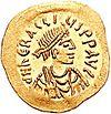 Tremissis of Heraclius