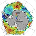 Trends in Antarctic sea ice motion over the 19-year study period.jpg