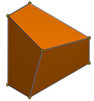 Trigonal trapezohedron - Image: Trigonal trapezohedron gyro polar