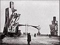 Trinity Bridge 1927. Festive decoration. Arch. O.Lyalin and I.Fomin.jpg