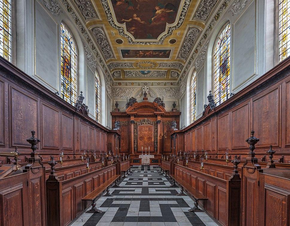 Trinity College Chapel, Oxford - Diliff