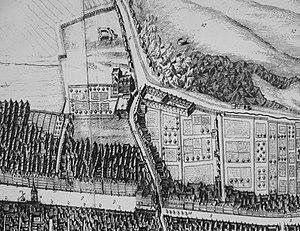 Trinity College Kirk - Trinity College Kirk c. 1647