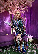 Trinity the Tuck Taylor at Dragcon by dvsross.jpg