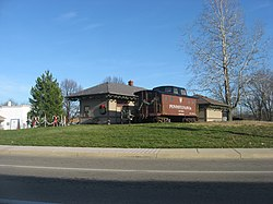 Trotwood Railroad Station