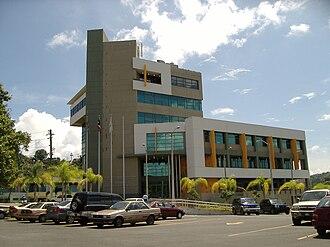 Trujillo Alto, Puerto Rico - Trujillo Alto's City Hall.