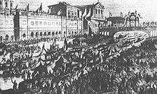 7 novembre 1866. Il trionfale ingresso di Vittorio Emanuele II