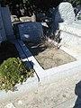 Tumba de Félix Schlayer, cementerio civil de Madrid.jpg