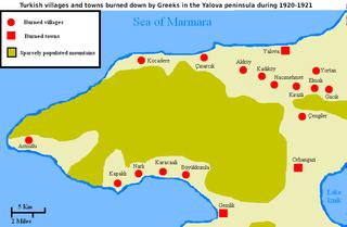 Yalova Peninsula Massacres