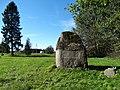 Turmantas, akmuo karių kapinėse.JPG
