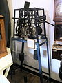 Turret Clock by James Woolley 1726.jpg