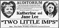 Twolittleimps-newspaperad-july1917.jpg