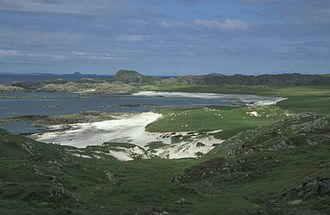 Iona - The Bay at the Back of the Ocean