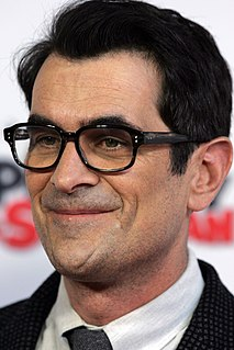 Ty Burrell American actor and comedian