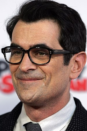 Ty Burrell - Burrell in February 2014