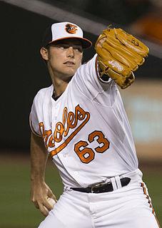 Tyler Wilson (baseball) professional baseball player