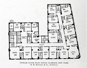 Hotel Claridge Wikipedia